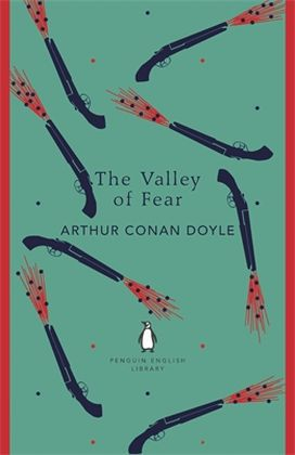 The Valley of Fear   Dodax.pl