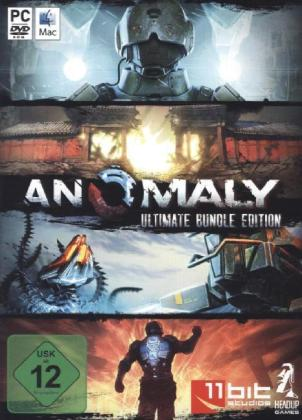 Anomaly, Ultimate Bundle Edition, DVD-ROM | Dodax.co.uk