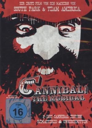 Cannibal! The Musical | Dodax.fr
