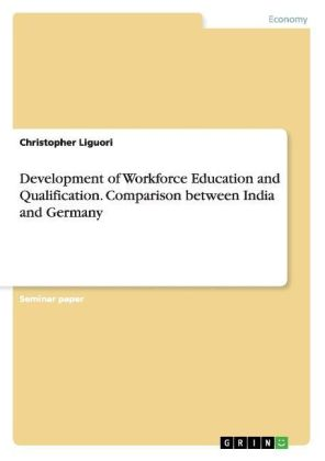 Development of Workforce Education and Qualification. Comparison between India and Germany | Dodax.pl