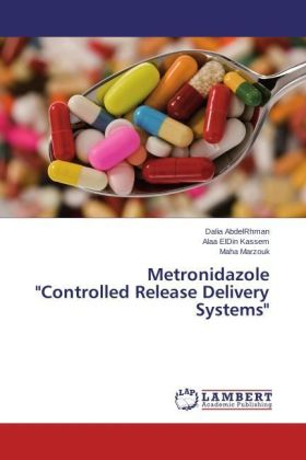 """Metronidazole """"Controlled Release Delivery Systems""""   Dodax.ch"""