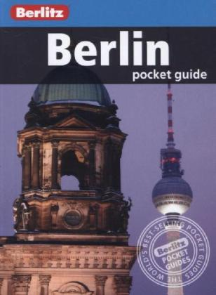 Berlitz Pocket Guide Berlin | Dodax.ch