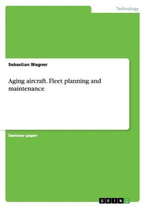 Aging aircraft. Fleet planning and maintenance | Dodax.com