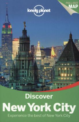 Lonely Planet Discover New York City | Dodax.ch