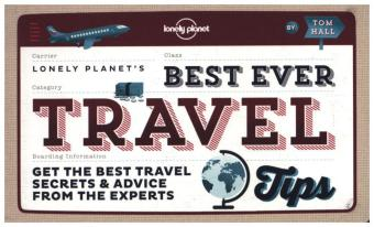 Lonely Planet's Best Ever Travel Tips, English edition | Dodax.ch