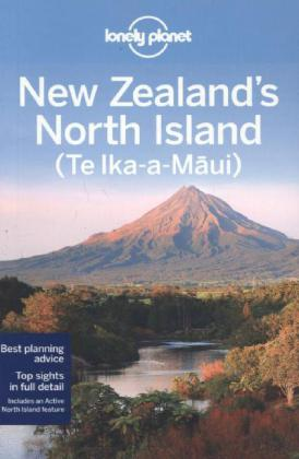 Lonely Planet New Zealand's North Island (Te Ika-a-Maui) | Dodax.ch