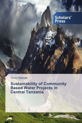 Sustainability of Community Based Water Projects in Central Tanzania | Dodax.ch