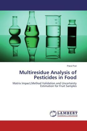 Multiresidue Analysis of Pesticides in Food | Dodax.at