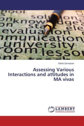 Assessing Various Interactions and attitudes in MA vivas   Dodax.ch