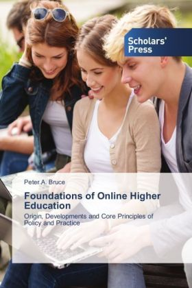 Foundations of Online Higher Education | Dodax.co.uk