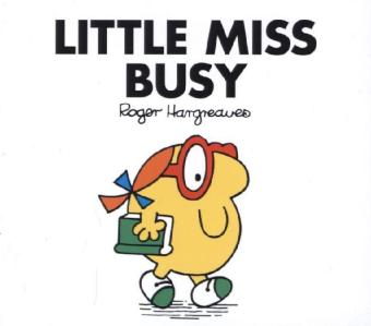 Little Miss Busy | Dodax.ch