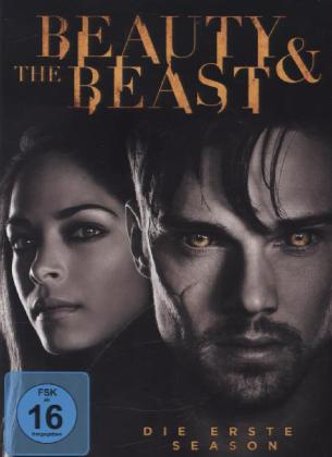 Beauty And The Beast (2012). Season.1, 6 DVDs | Dodax.nl