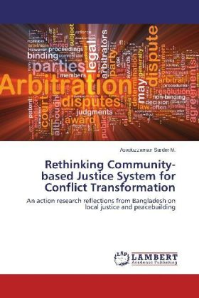 Rethinking Community-based Justice System for Conflict Transformation | Dodax.at