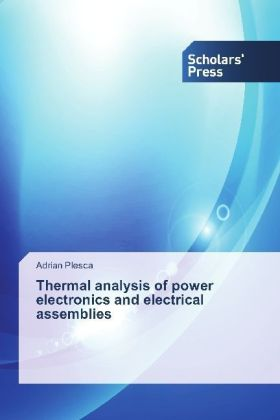 Thermal analysis of power electronics and electrical assemblies | Dodax.at
