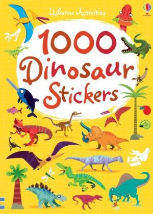 1000 Dinosaur Stickers | Dodax.at
