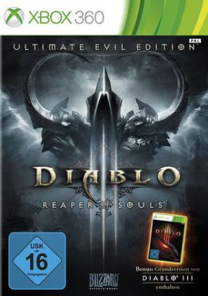Diablo 3: Reaper of Souls (Ultimate Evil Edition) - Xbox 360 | Dodax.at