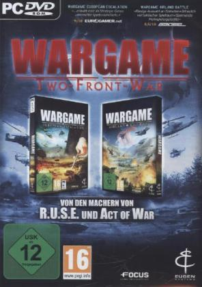 Wargame, Two-Front-War, DVD-ROM | Dodax.at