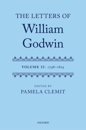 The Letters of William Godwin | Dodax.pl