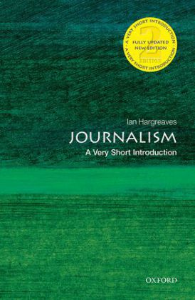 Journalism: A Very Short Introduction | Dodax.at