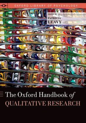 The Oxford Handbook of Qualitative Research | Dodax.at