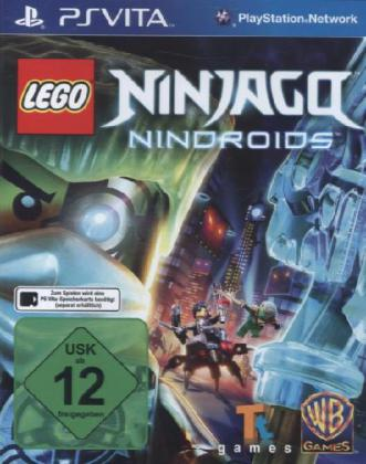 Lego Ninjago: Nindroids German Edition - PSV | Dodax.at
