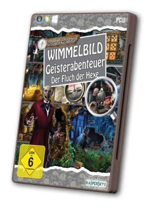Wimmelbild Geisterabenteuer, CD-ROM | Dodax.co.uk