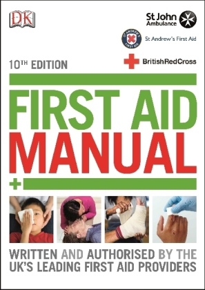 First Aid Manual | Dodax.ch