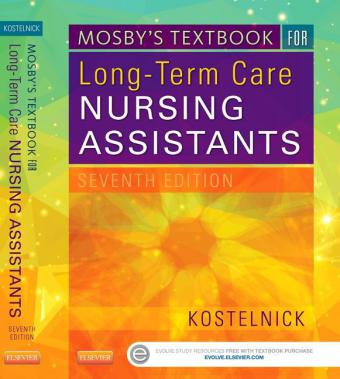 Mosby's Textbook for Long-Term Care Nursing Assistants | Dodax.pl