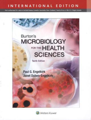 Burton's Microbiology for the Health Sciences, International Edition | Dodax.ch