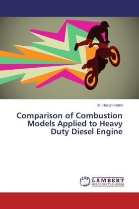 Comparison of Combustion Models Applied to Heavy Duty Diesel Engine | Dodax.ch
