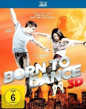 Born to Dance 3D, 1 Blu-ray | Dodax.ch