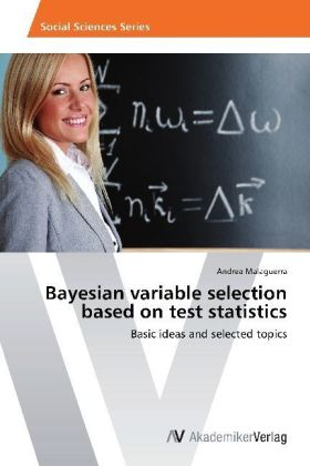 Bayesian variable selection based on test statistics | Dodax.at