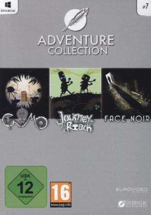 Daedalic Adventure-Collection, CD-ROM. Vol.7 | Dodax.nl