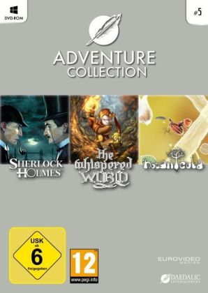 Adventure-Collection. Vol.5, DVD-ROM | Dodax.de