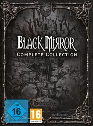 Black Mirror, Complete Collection, DVD-ROM | Dodax.co.uk