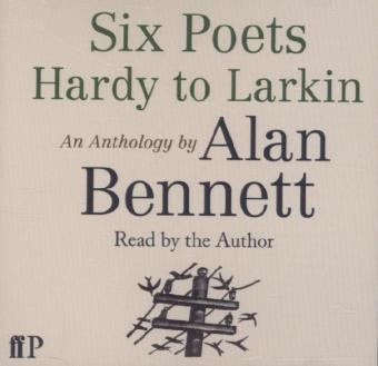 Six Poets: Hardy to Larkin, Audio-CD | Dodax.at