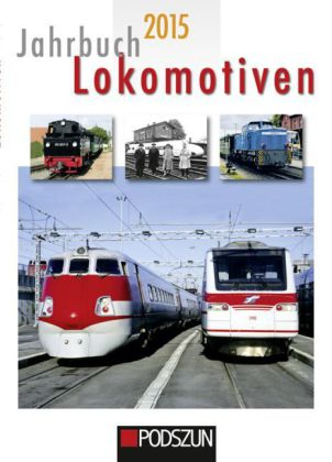 Jahrbuch Lokomotiven 2015 | Dodax.co.uk