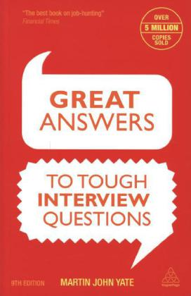 Great Answers to Tough Interview Questions | Dodax.pl