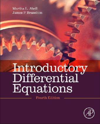 Introductory Differential Equations | Dodax.ch