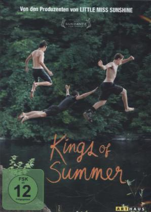 Kings of Summer, 1 DVD | Dodax.co.jp