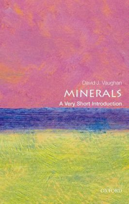 Minerals: A Very Short Introduction | Dodax.pl