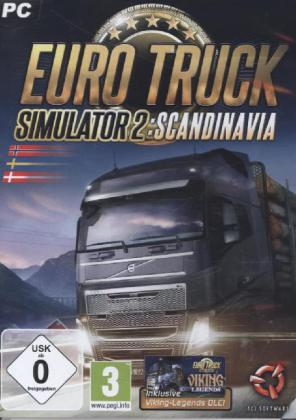 Euro Truck Simulator 2, Scandinavia Add-On - PC | Dodax.fr