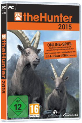 The Hunter 2015, DVD-ROM | Dodax.nl