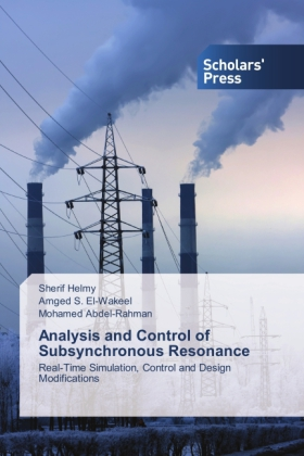 Analysis and Control of Subsynchronous Resonance | Dodax.at