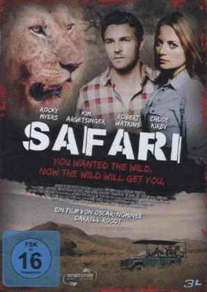 Safari - You wanted the wild - now the wild will get you, DVD | Dodax.at