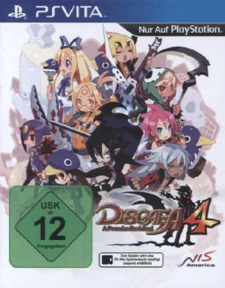 Disgaea 4: A Promise Revisited German Packaging - PSV | Dodax.at