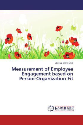 Measurement of Employee Engagement based on Person-Organization Fit | Dodax.at