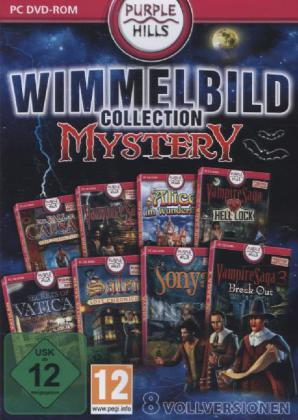 Wimmelbild Collection Mystery, DVD-ROM | Dodax.at