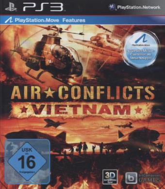 Air Conflicts: Vietnam German Edition - PS3 | Dodax.co.uk