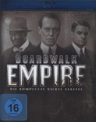 Boardwalk Empire. Staffel.4, 4 Blu-rays | Dodax.fr